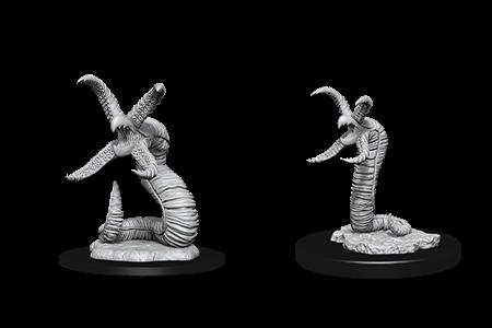 Grick & Grick Alpha D&D Nolzur's Miniatures