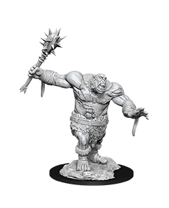 D&D Minis: Paint Night - Ogre Zombie