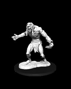 D&D Minis: Raging Troll