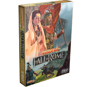 Pandemic: Fall of Rome (stand alone)