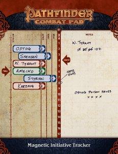 Combat Pad: Pathfinder
