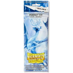Dragon Shield: Perfect Fit Sealable - Clear (100)