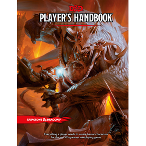 D&D 5E: Player's Handbook