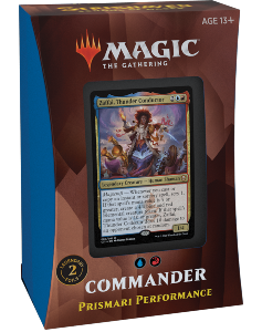 MTG Commander Decks: Strixhaven