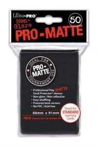 Ultra Pro DP: Pro-Matte-Black (50)