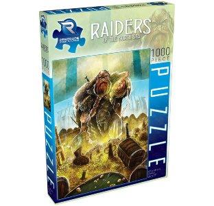 Puzzle: Raiders of the North Sea 1000 Pieces