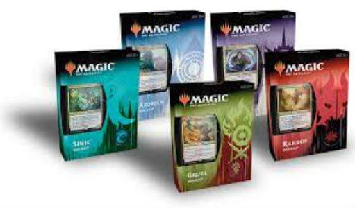 MTG: Ravnica Allegiance Guild Kit