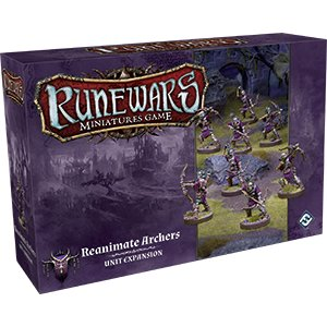 Runewars: Reanimate Archers Expansion Pack