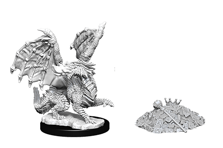 D&D Minis: Red Dragon Wyrmling