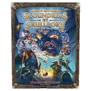 Lords of Waterdeep: Scoundrels