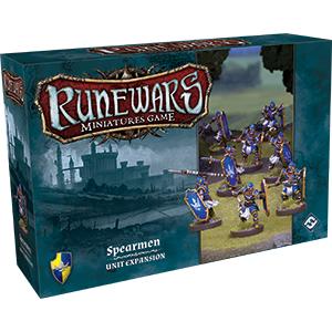 Runewars: Spearmen Unit Expansion