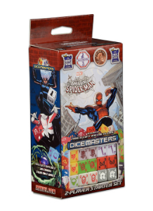 Dice Masters Marvel: The Amazing Spider Man Starter Set