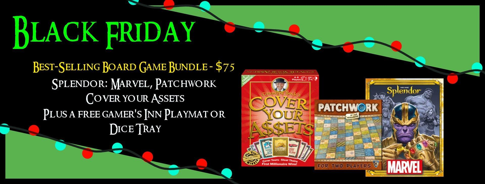 Best-Selling Board Game Bundle