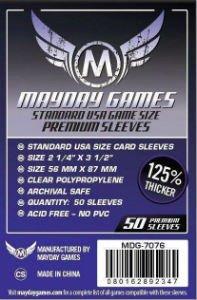 Mayday Sleeves: 7076 Premium Standard USA (50)