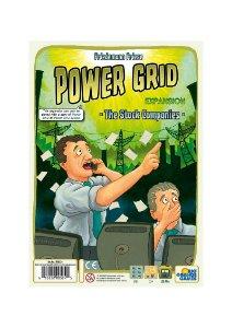 Power Grid: Stock Companies