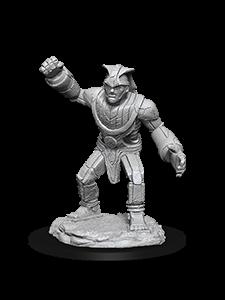 D&D Minis: Stone Golem