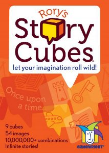 Story Cubes (Rory's Story Cubes)