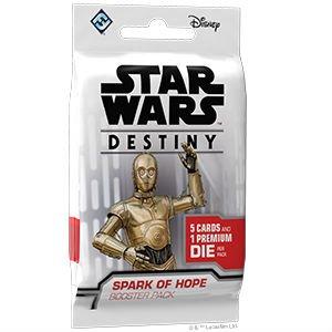 Star Wars Destiny: Spark of Hope Booster Pack