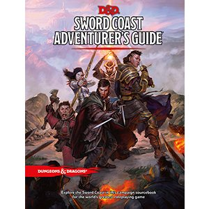 D&D 5E: Sword Coast Adventure Guide