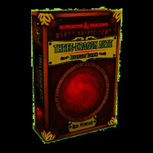 Three-Dragon Ante - Legendary Edition