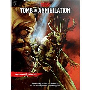 D&D 5E: Tomb of Annihilation