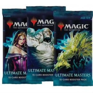 MTG Booster: Ultimate Masters