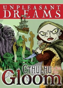 Gloom Cthulhu: Unpleasant Dreams