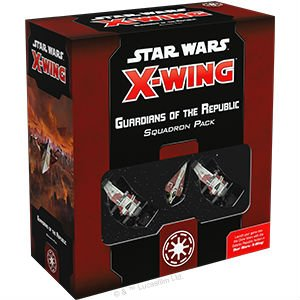 X-Wing v2: Guardians of the Republic Squadron Pack