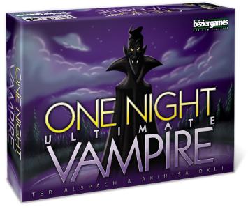 Ultimate Werewolf: One Night Vampire