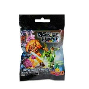 Dice Masters DC: War of Light Foil Pack