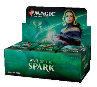 MTG: War of the Spark Booster Box (36)