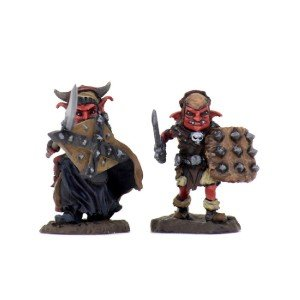 Wardlings: Goblin (Male & Female)