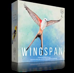 Wingspan: Core Game + Swift-start Pack