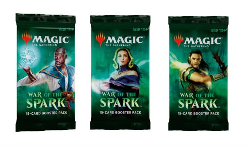 MTG Booster: War of the Spark