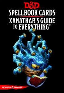 D&D Spellbook: Xanathar's Guide Deck