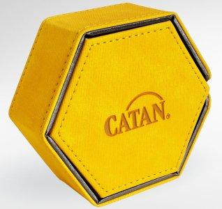 Catan Yellow Hexatower