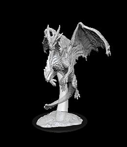 Young Red Dragon D&D Nolzur's Miniature