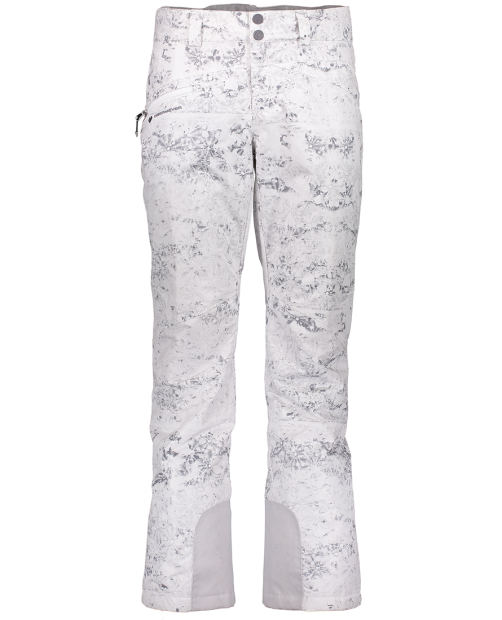 OBERMEYER WOMENS MALTA FROSTED FOSSILS PANT
