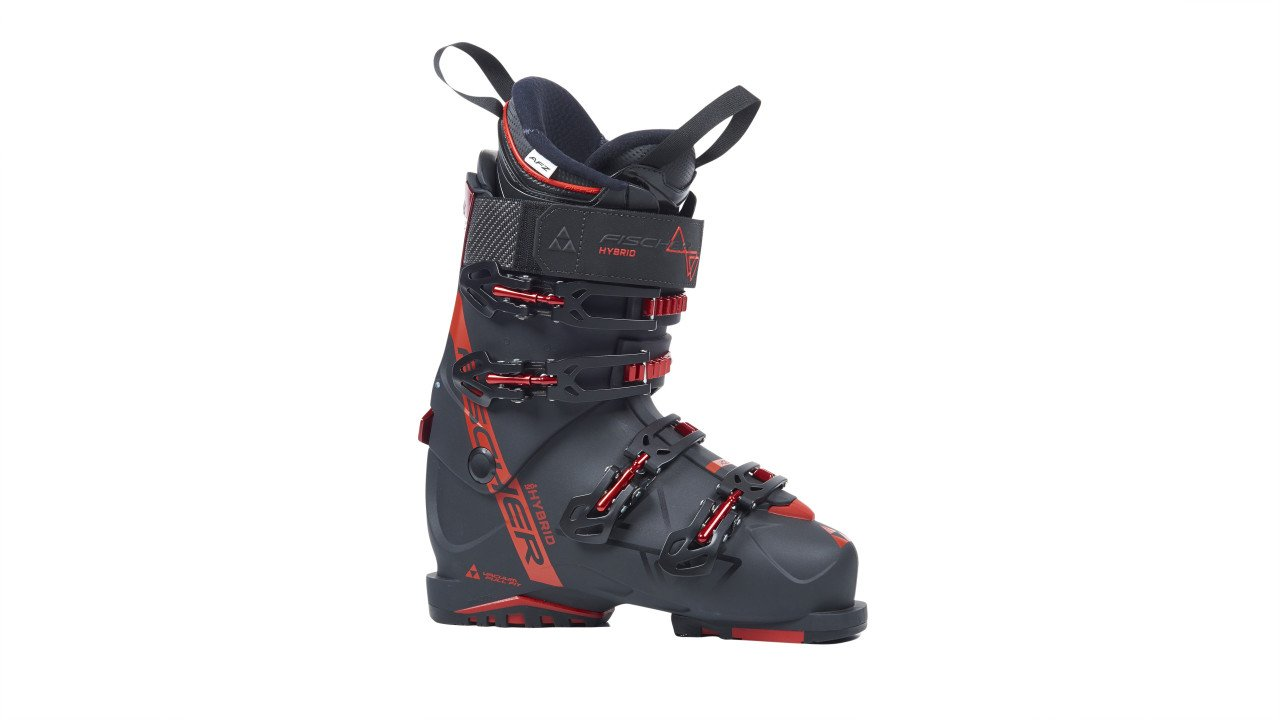 FISCHER HYBRID 120+ VACUUM FULL FIT 27.5 MENS BOOTS