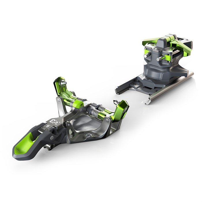 G3 ZED 12 NO BRAKE/LEASH ALPINE TOURING BINDINGS