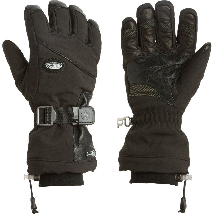 GRANDOE MENS GCS PRIMO ELITE GLOVE BLACK