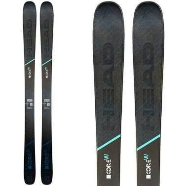 HEAD KORE 93W SKIS