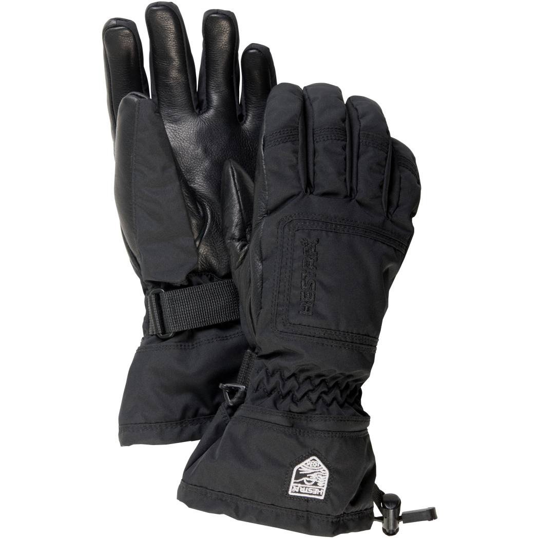 HESTRA WOMEN'S CZONE POWDER FEMALE GLOVE BLACK