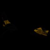 LOOK PIVOT 15 GW SKI BINDINGS GOLD