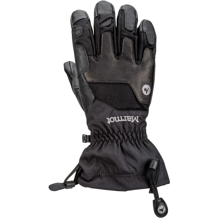 MARMOT EXUM GUIDE GLOVE BLACK