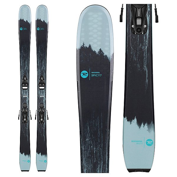ROSSIGNOL SPICY 7 XPRESS 10W 2020