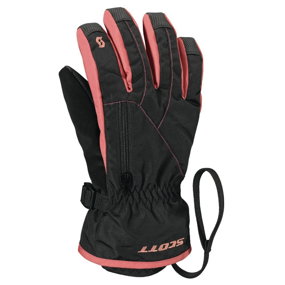 SCOTT SCO GLOVE JR ULTIMATE PREMIUM BLACK/PINK