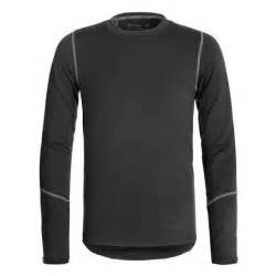 TERRAMAR MENS THERMOLATOR 2.0 CREW BLACK