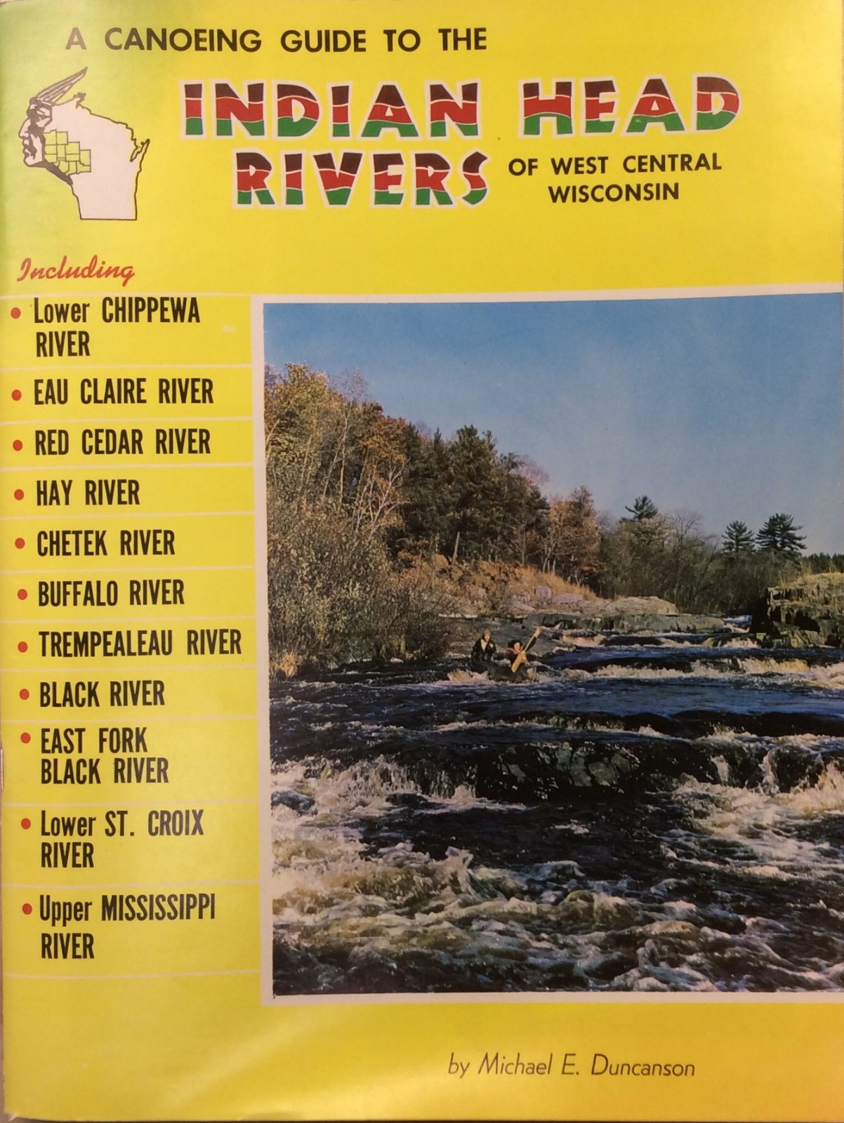 Book Indian Head Rivers Guide