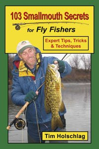 Book 103 Smallmouth Secrets for Fly Fishers